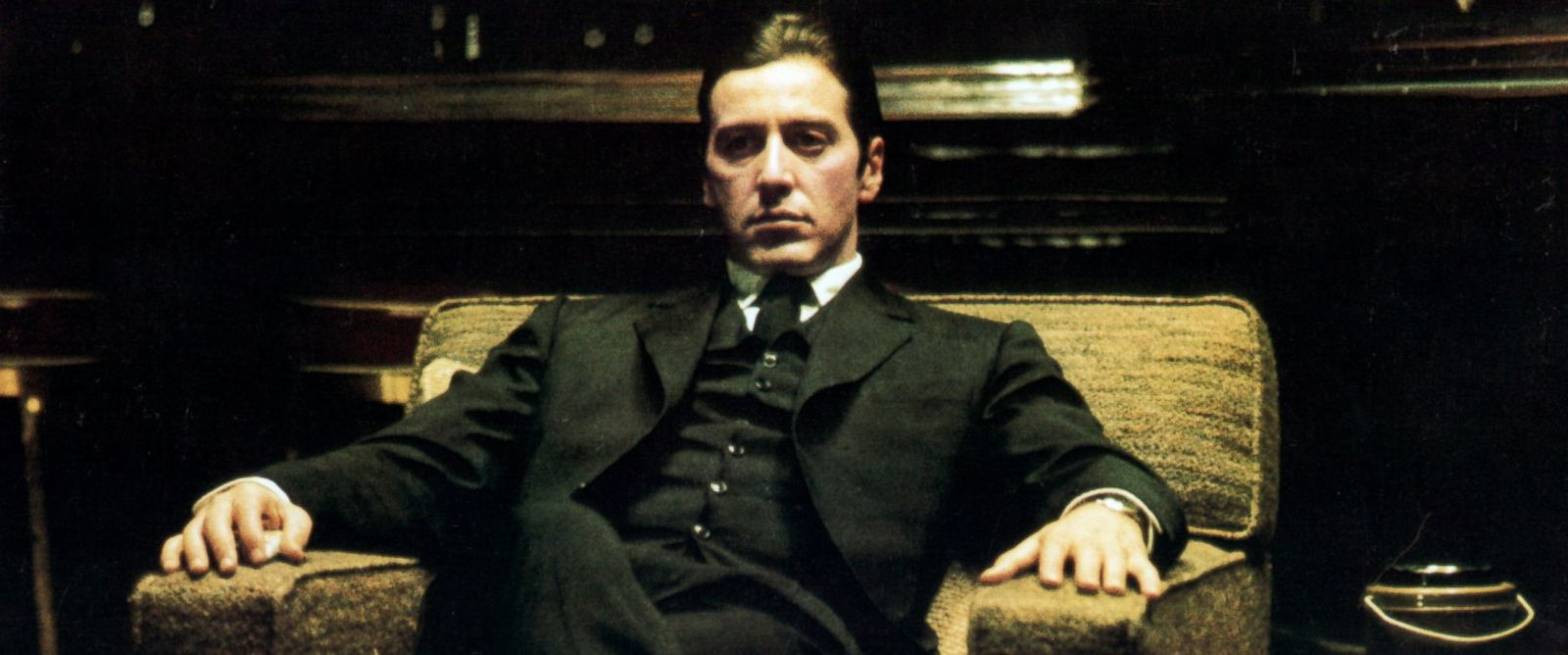 Al pacino godfather part 1