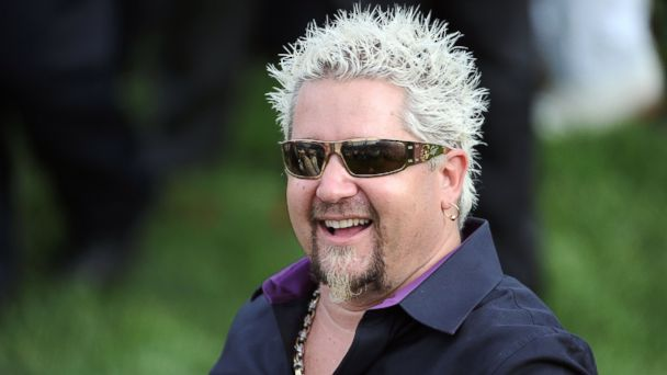 PHOTO: Guy Fieri attends the 137th Kentucky Derby at Churchill Downs, May 7, 2011, in Louisville, Kentucky.
