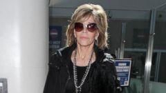 Jane Fonda Stuns in All Black