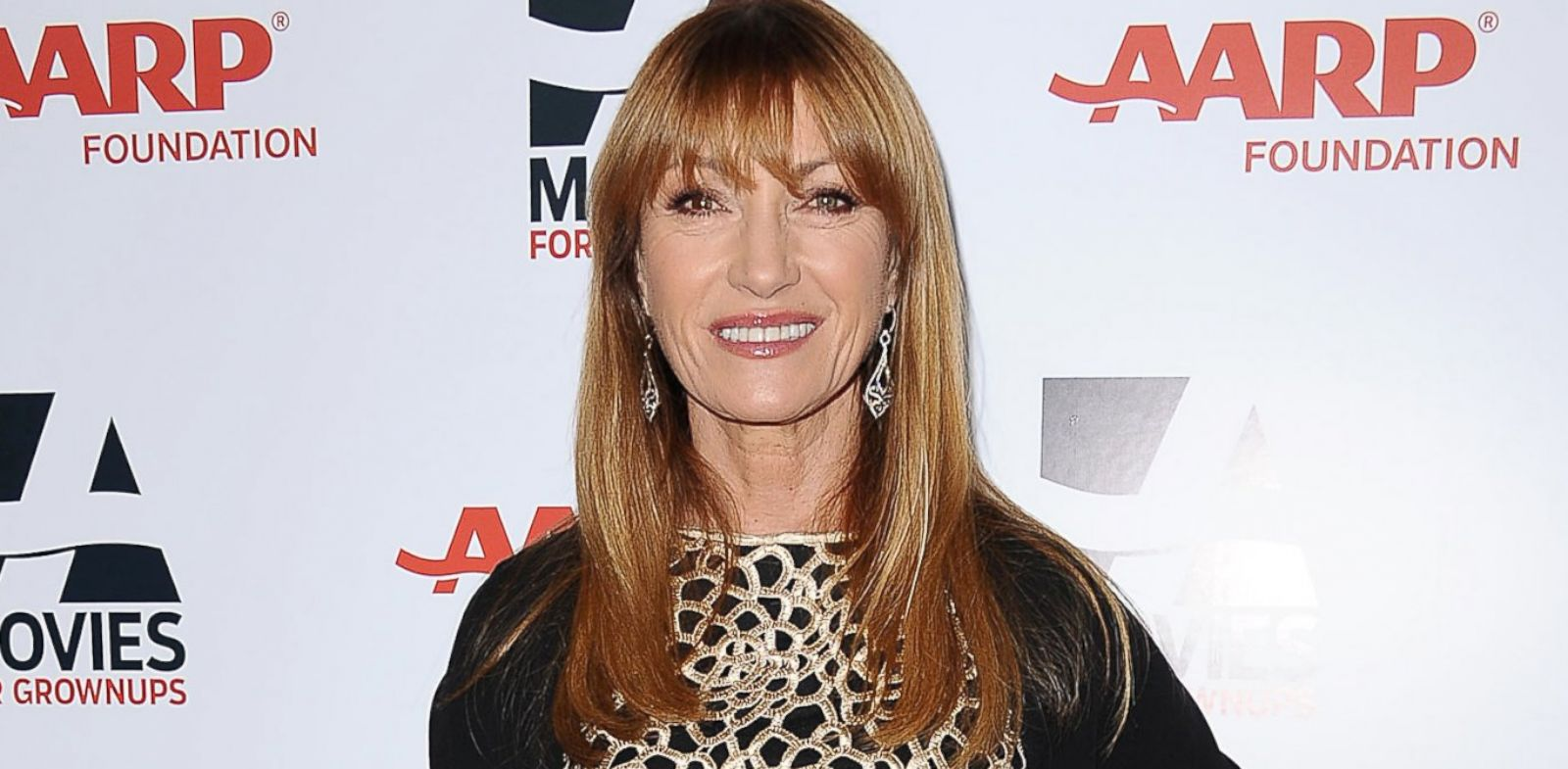 PHOTO: Jane Seymour attends the 13th annual AARPs Movies For Grownups Awards gala at Regent Beverly Wilshire Hotel, Feb. 10, 2014, in Beverly Hills, Calif.