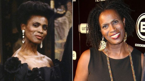 "PHOTO: Janet Hubert, left, as Vivian Banks in ""The Fresh Prince Of Bel-Air."" Janet Hubert, right, attends the Urban World Film Festival opening night party on Sept. 10, 2008 in New York."