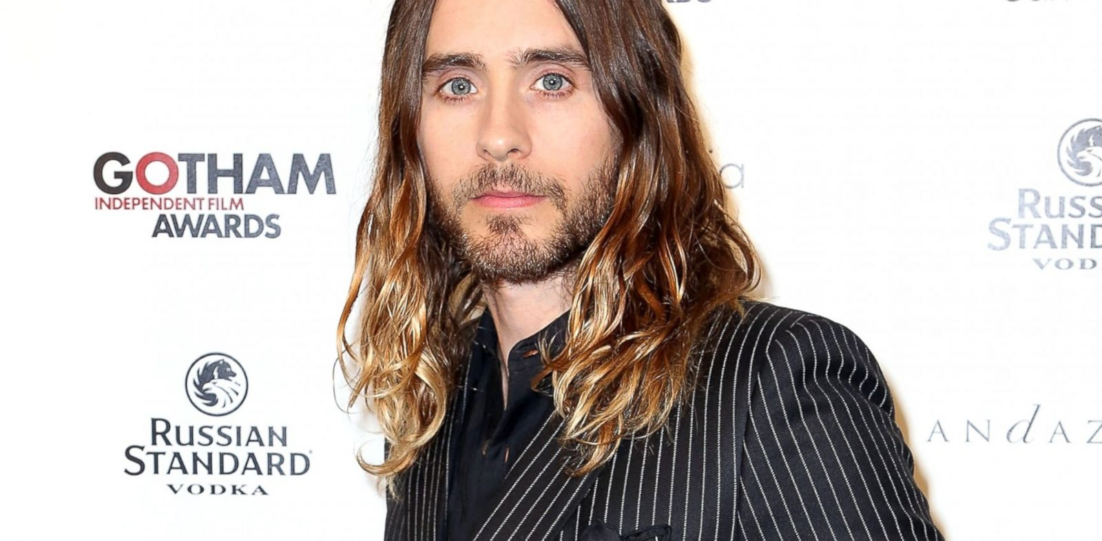 PHOTO: Jared Leto attends the 23rd annual Gotham Independent Film Awards at Cipriani Wall Street in New York, Dec. 2, 2013.