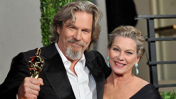 PHOTO: Jeff Bridges and Susan Bridges