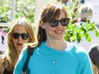 Jennifer Garner Has a Bright Day in L.A.