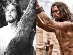 PHOTO: Max von Sydow, left, is pictured in The Greatest Story Ever Told, 1965. Diogo Morgado, right, is pictured in Son of God, 2012.