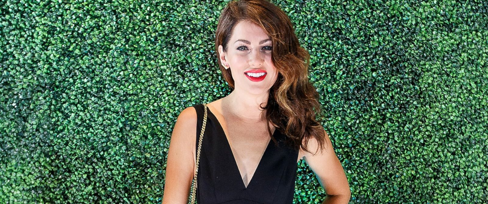 PHOTO: Jillian Harris attends Nordstrom Vancouver Store Opening Gala Red Carpet at Vancouver Art Gallery, Sept. 16, 2015, in Vancouver.