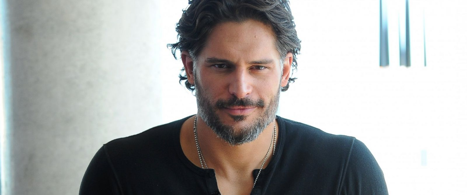 """PHOTO: Actor Joe Manganiello poses for a portrait at the press junket for his new film """"Magic Mike"""" at the Thompson Hotel in this June 14, 2012, file photo in Toronto, Canada."""