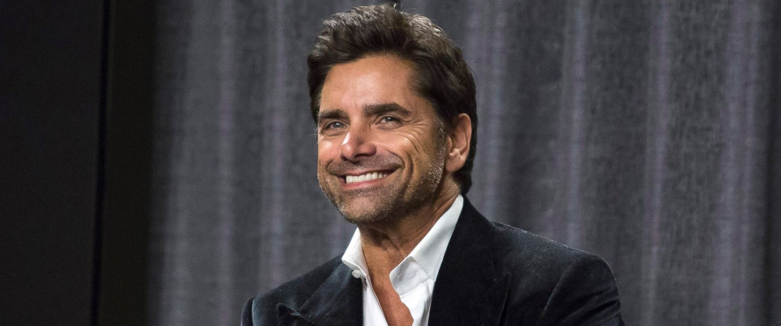 """PHOTO: John Stamos attends SAG Foundations """"Conversations"""" series screening of """"Grandfathered"""" at SAG Foundation Actors Center, Nov. 3, 2015 in Los Angeles."""