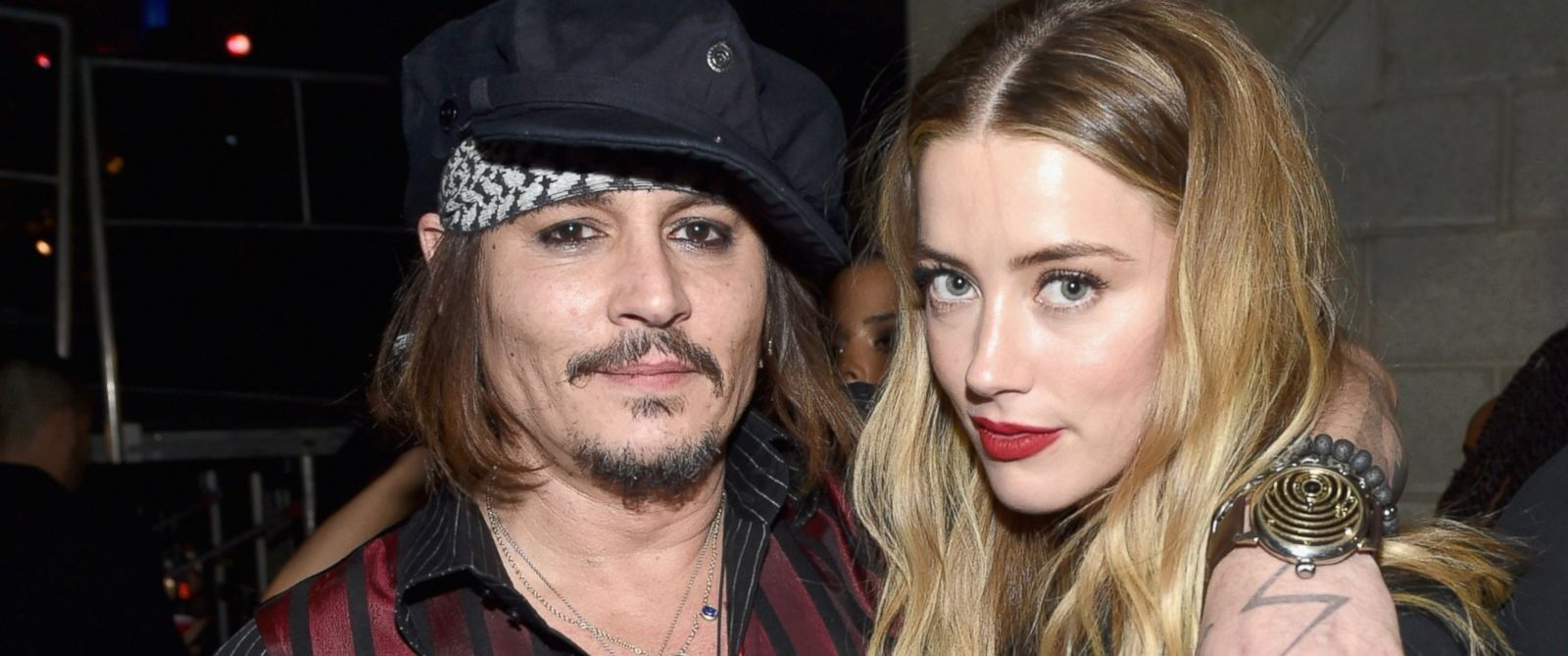 Johnny Depp and Amber Heard Split