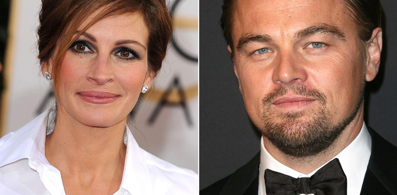 PHOTO: Julia Roberts and Leonardo DiCaprio