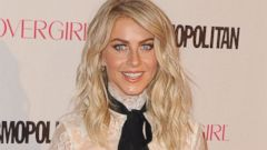Julianne Hough Flashes Her Engagement Ring at Bash in L.A.