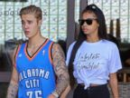 Justin Bieber Steps Out With Jayde Pierce