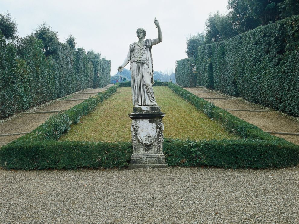 PHOTO: Florences Boboli Gardens are pictured in this undated file photo.