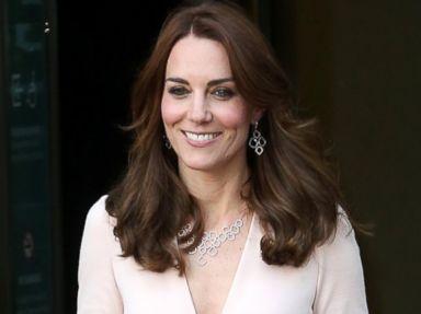Duchess Kate Goes Neutral in London