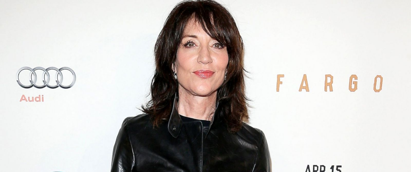 "PHOTO: Katey Sagal attends the FX Networks Upfront screening of ""Fargo"" at SVA Theater, April 9, 2014, in New York City."