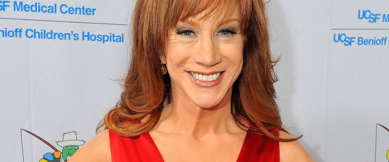 PHOTO: Kathy Griffin attends A Starry Evening of Music, Comedy & Surprises at Davies Symphony Hall, March 10, 2014, in San Francisco.
