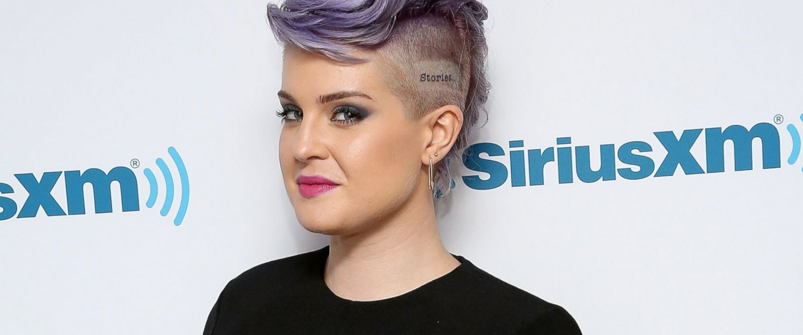 PHOTO: Kelly Osbourne visits the SiriusXM Studios, July 1, 2014, in New York City.