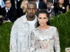 Kanye West and Kim Kardashian Glitter at the Met Gala