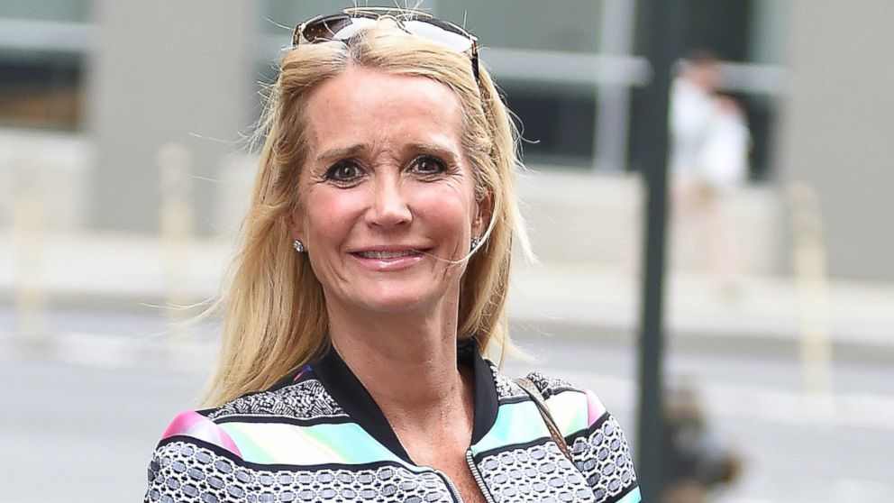 Real Housewives Star Kim Richards Charged With Public