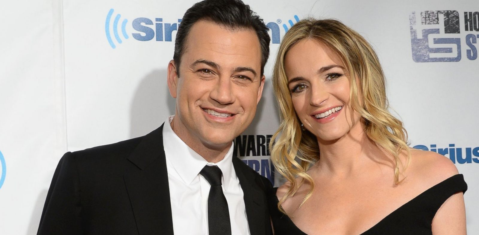 PHOTO: Jimmy Kimmel and Molly McNearney at Hammerstein Ballroom