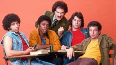 PHOTO: Welcome Back Kotter: Where Are They Now
