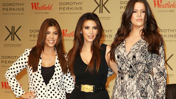 PHOTO: Kardashian sisters