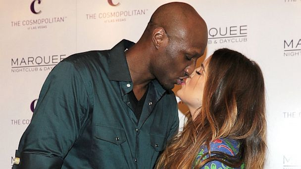 PHOTO: Lamar Odom and Khloe Krdashian