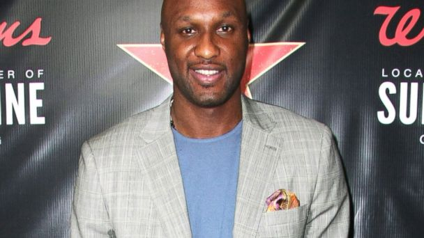 PHOTO: Lamar Odom attends the opening night of Walgreens new flagship store in Los Angeles, Nov. 30, 2012.