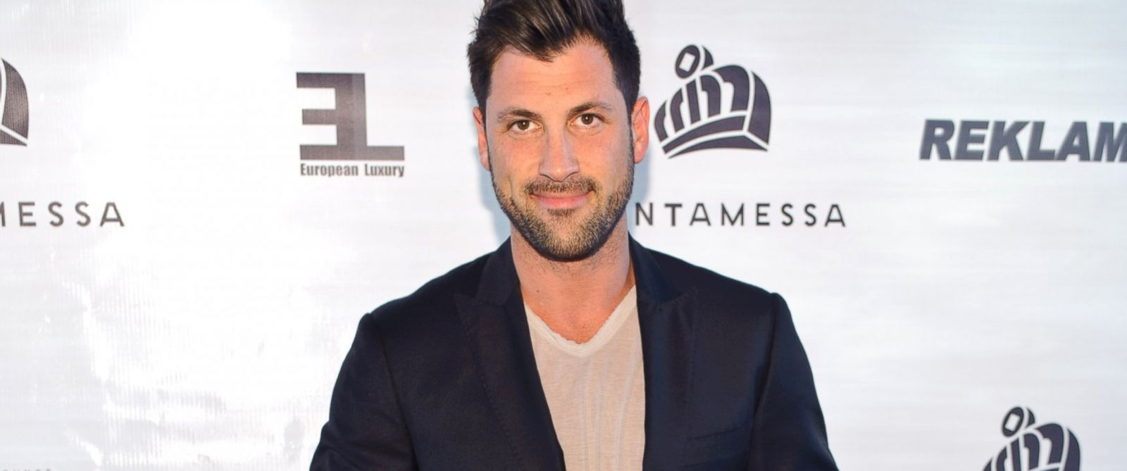 PHOTO: Maksim Chmerkovskiy attends the 2014 Cantamessa Collection Preview at Vertigo Sky Lounge, June 5, 2014, in Chicago.