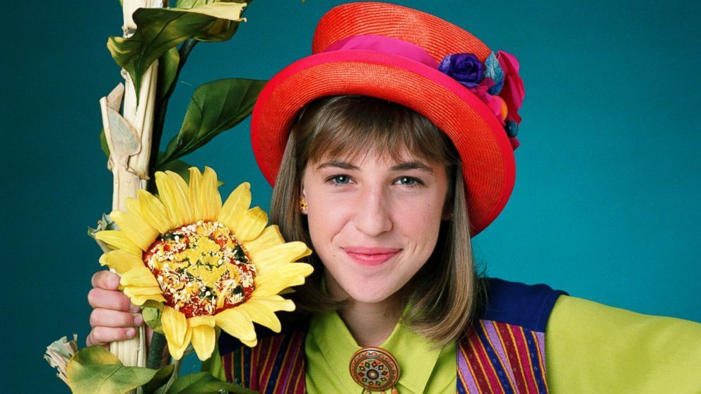 mayim bialik reflects on blossom 25 years later abc news