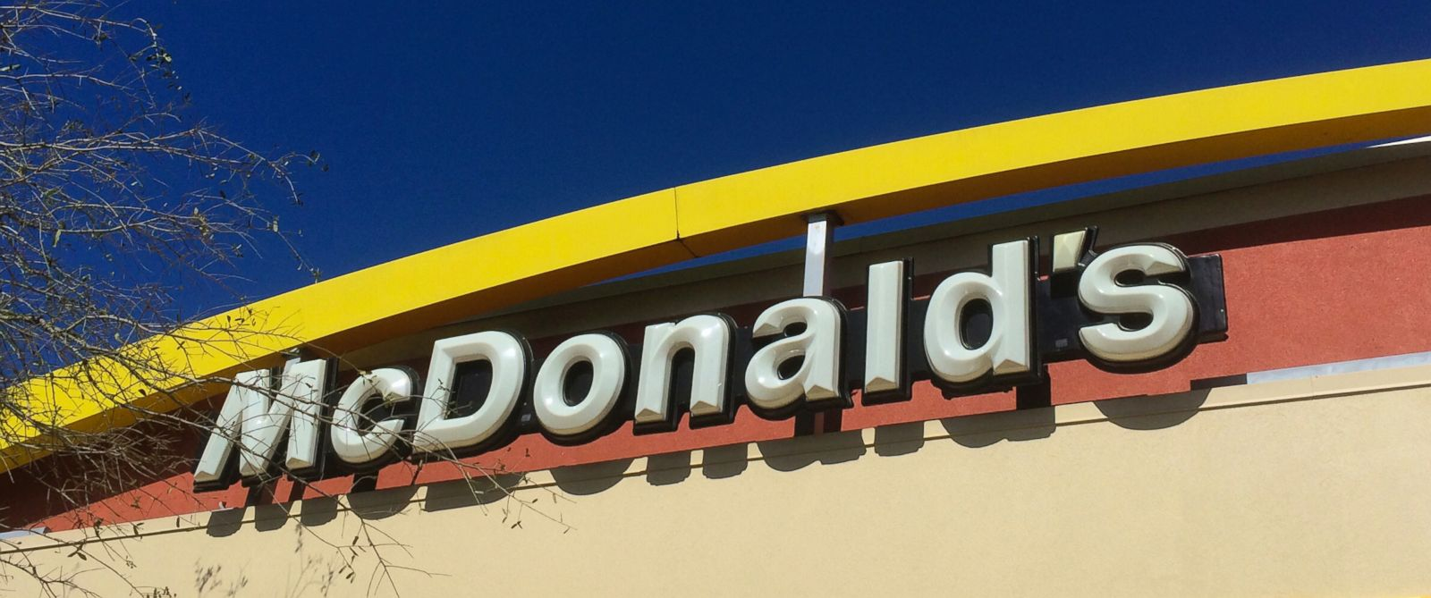 PHOTO: This Jan. 28, 2015 file photo shows a McDonalds restaurant at Marsh Landing Parkway, Jacksonville Beach, Fla.