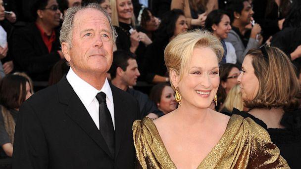 PHOTO: Meryl Streep and husband Don Gummer