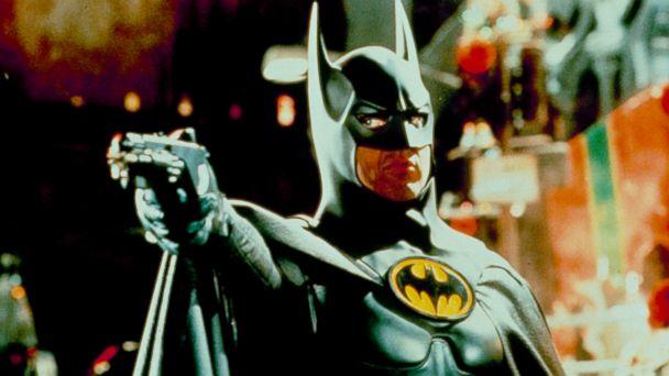 PHOTO: Michael Keaton as Batman.