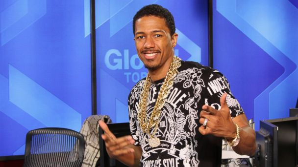 PHOTO: Nick Cannon appears The Morning Show Studios, March 24, 2014 in Toronto, Canada.