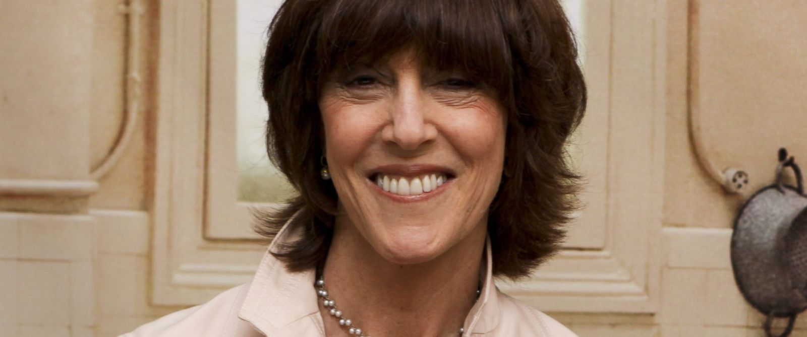 PHOTO: Nora Ephron is photographed at the Four Seasons Hotel in Beverly Hills, Calif., July 27, 2009.