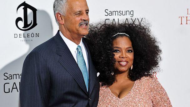 PHOTO: Stedman Graham and Oprah Winfrey attend