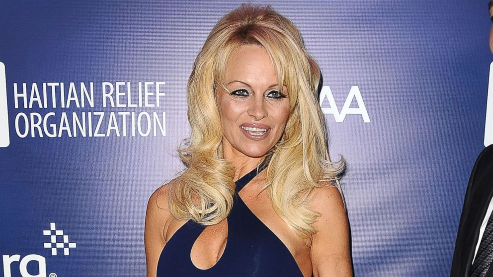 Pamela Anderson Now How Pamela Anderson s Sons