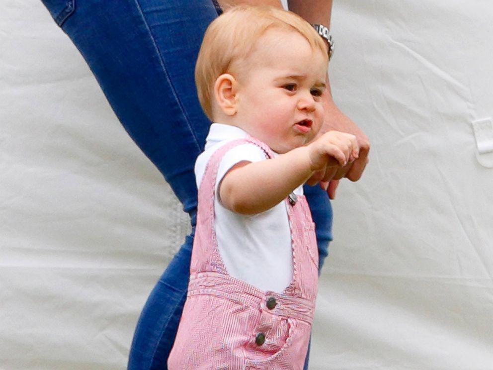 PHOTO: Prince Georges Birthday