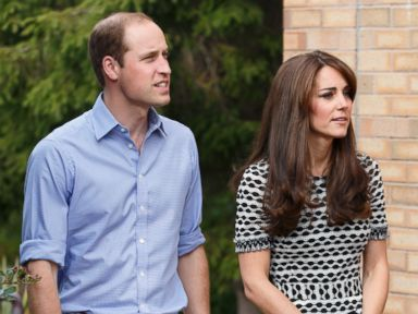 Prince William and Duchess Kate Make a Stylish Appearance Together