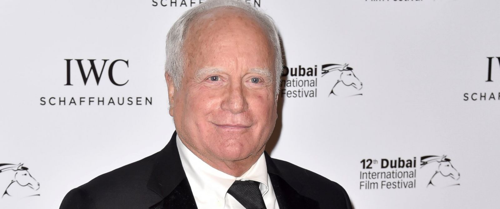 PHOTO: Richard Dreyfuss attends the IWC Filmmakers Award during day two of the 12th annual Dubai International Film Festival held at The One and Only Mirage Hotel, Dec. 10, 2015, in Dubai, United Arab Emirates.