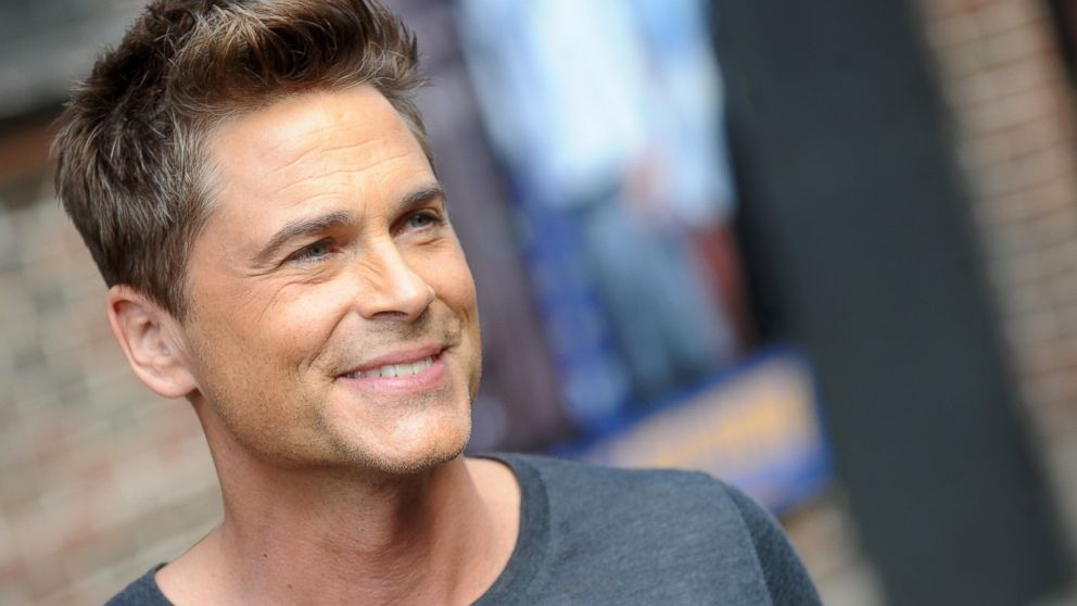 Rob Lowe Rob Lowe Shares His  Secrets