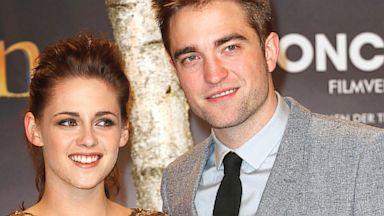 PHOTO: Kristen Stewart and Robert Pattinson