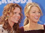 PHOTO: Actors Robyn Lively and Blake Lively attend The Croods premiere at AMC Loews Lincoln Square 13 theater on March 10, 2013, in New York City.