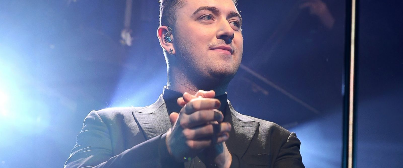 PHOTO: Sam Smith performs onstage at the Q102s Jingle Ball 2014 at Wells Fargo Center, Dec. 10, 2014, in Philadelphia.
