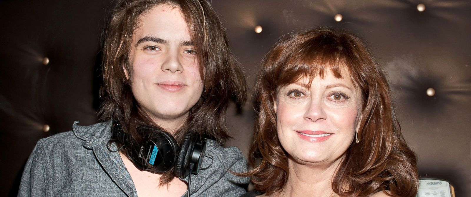 Susan Sarandon Proud to Have a Son Who Wears Dresses - ABC ...