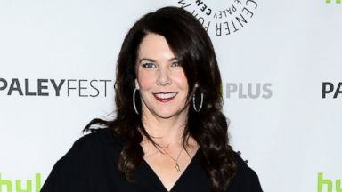 "PHOTO: Actress Lauren Graham arrives at the 30th Annual PaleyFest: The William S. Paley Television Festival featuring ""Parenthood"" at the Saban Theatre in this March 7, 2013, file photo in Beverly Hills, Calif."