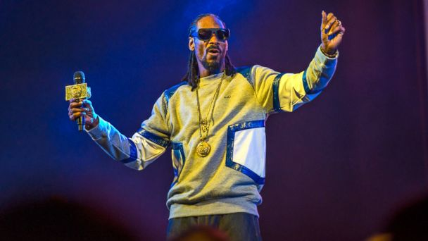 PHOTO: Snoop Lion performs a show at Stubbs Austin during South by Southwest in Austin, Texas, March 9, 2014.