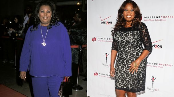 PHOTO: From left, Star Jones in New York, Feb. 7, 1998 and April 3, 2014.