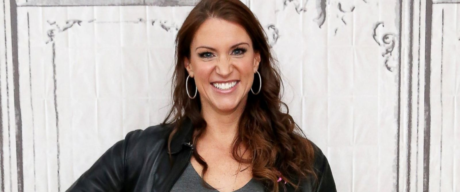 PHOTO: Stephanie McMahon at AOL Studios In New York, Oct. 16, 2015.