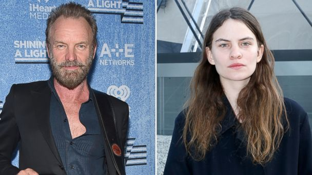 """PHOTO: Sting attends A+E Networks """"Shining A Light"""" concert at The Shrine Auditorium, Nov.18, 2015, in Los Angeles.   Eliot Summer attends the Louis Vuitton show, March 11, 2015, in Paris."""